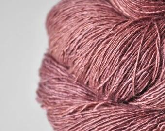 Brick ruin - Tussah Silk Fingering Yarn