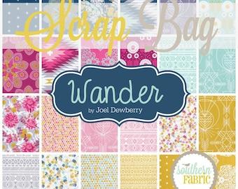 Wander Scraps-- Scrap Bag Quilt Fabric by Joel Dewberry for Free Spririt
