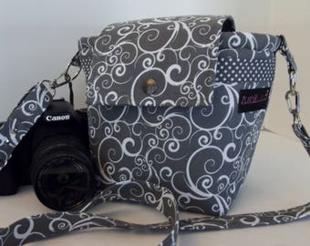Dollbirdies Original DSLR Large Camera Bag, Camera Case, Camera Tote
