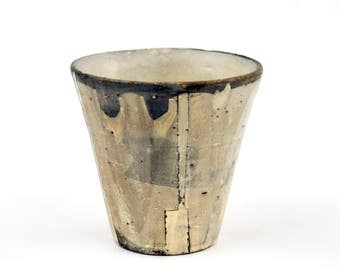 Small Cup with Bronze Surface