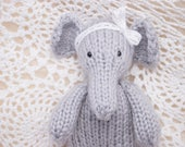 Little Stuffie - Enid Elephant