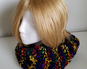 Bifrost infinity scarf - large