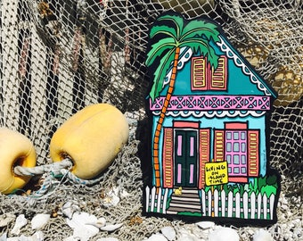 "Wall Art ""Living on Island Time"""