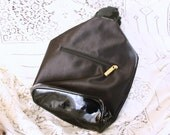 Tendre Poison Christian Dior Black Shoulder Bag Purse