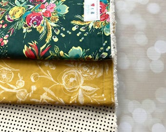 Baby Girl Burp Cloths - Boutique Floral Burp Cloths - Chenille Burp Cloths - Burp Cloth Trio - Best Baby Gift