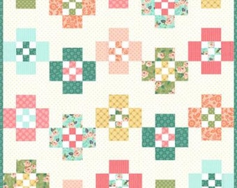 Smarty Pants - Quilt Pattern by Lella Boutique