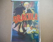 Magnet Dracula movie poster magnet 1931