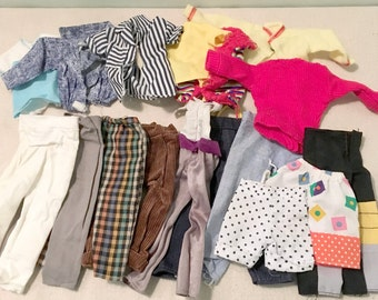 Barbie Doll Clothes Ken Doll Clothes Lot 1