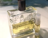 Vintage version Miller Harris L'air de Rien 5ml decant pre-reformulation rare perfume sample Jane Birkin's perfume!