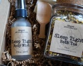 Sleep Tight Spa Gift Set Aromatherapy for Relaxation - Gifts for Her - Gifts for Mom - Gifts Under 20