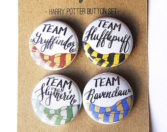 Harry Potter Pinback Button Set (Series 2)