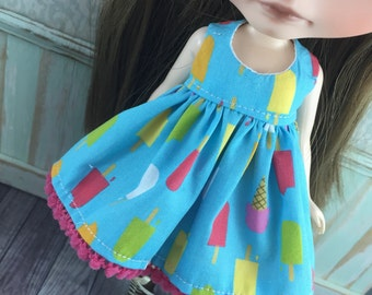 Blythe Dress - Popsicles and Icecreams