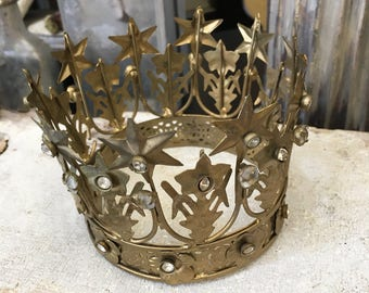 Jeweled Crown Medium