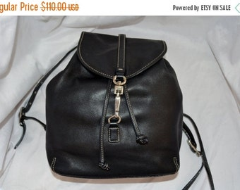 Savings For You Coach Bag~Coach  Backpack~Coach~Coach Black Bag~ Hang tag Fits Ipad Perfectly