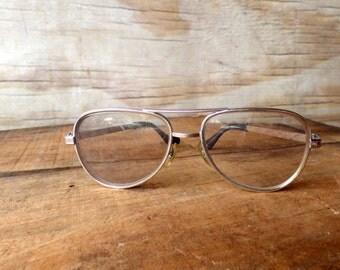 Vintage Wire Rim Aviator Glasses Wire Rim Trend