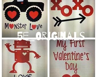 Valentines Day Custom  Shirts