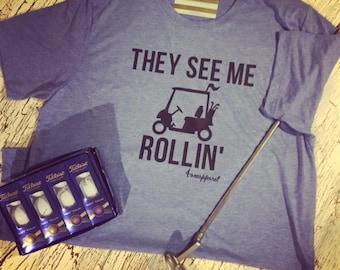Golf TriBlend T-Shirt