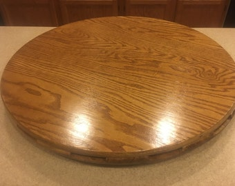 Wooden Dominion Game Table Cover