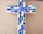 Custom Order Mosaic Wall Cross