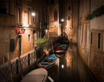 Venice at Night 2 (Venice, Italy)