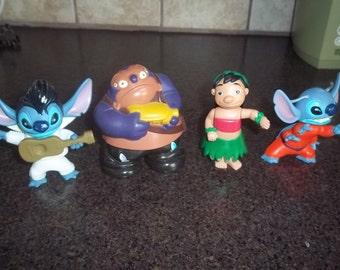 4 Disney Lilo & Stitch Bobble Heads, Dr. Jumba - from the Disney Movie