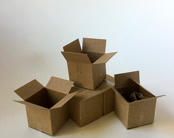 FF12 Miniature Boxes; 1:12 Scale Kit