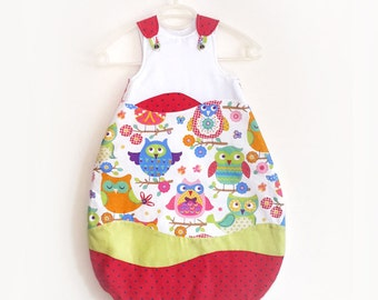 Owl Sleeping Bag Etsy