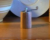 Handmade Wooden Pepper Grinders - Handmade Wooden Pepper Mills – Wood and Metal Grinder-Wood and Metal Mills-SPM#S40
