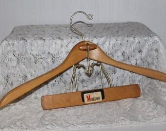 Montrose Wood Suit Hanger Clothes Hanger
