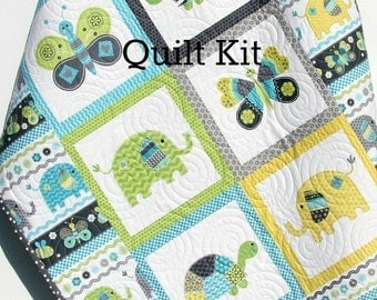 Quilt Kit Happi By Dena Designs Baby Girl Crib By