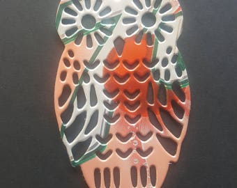 Upcycle Soda Can Owl Magnet