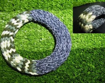Cotton collar twinset