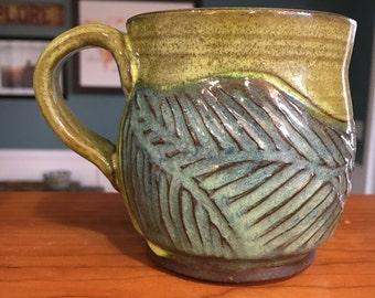 Unique coffee mug