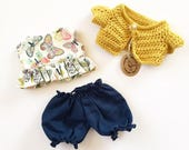 Extra Outfit for Norah or Holly, dollclothes