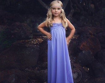 children dress, girl formal dress, lavender dress, children props, photo props