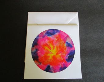 1 NOTE CARD BLANK