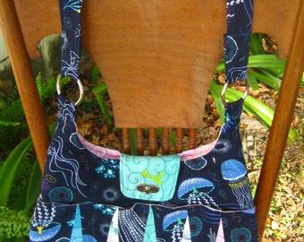Backgammon Sea Life Handbag