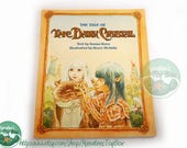 Vintage 1980s The Tale of The Dark Crystal Book Henson Associates Paperback