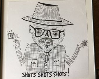 Shots (original drawing)