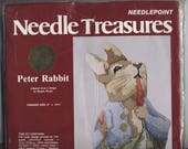 PETER RABBIT Needlepoint Toy Kit