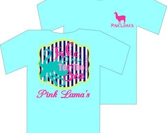 Pink Lama's Signature T-shirt