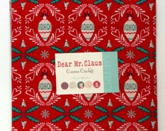 Cosmo cricket Dear Mr.Claus layer cake OOP
