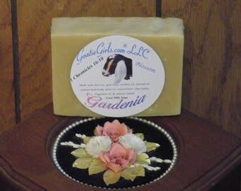 Gardenia Goat Milk Soap