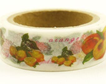 Vitamin - Japanese Washi Masking Tape - 5.5 yard