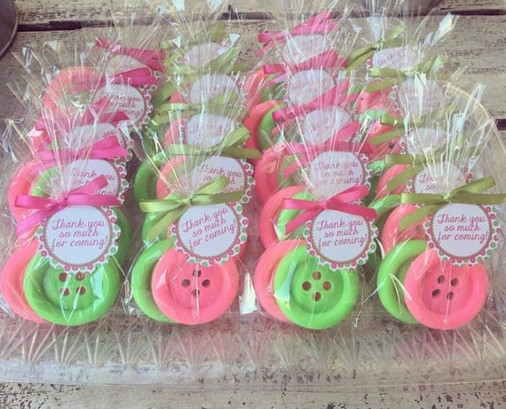50 Button Soaps 25 Favors Cute As A Button Baby Shower Soap