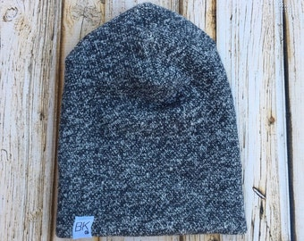 The All Canadian Slouch Beanie / Toque /Slouch Beanie/ Baby- Adult sizing/ Hipster Beanie/ Slouchy beanie/ Slouchy Hat/Beanie/ Toque