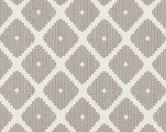 Two 26 x 26 Custom Designer Decorative Pillow Euro Covers - Dwell Studio Robert Allen Souk Dove or Copper