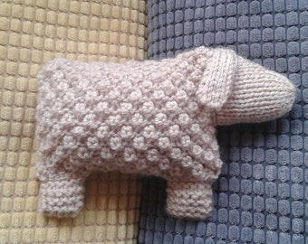 Knitting Kit Welsh Mountain Sheep