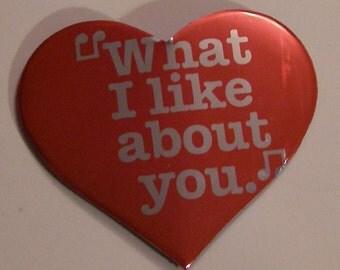 Heart Magnet - Coca-Cola - 'Share a Coke' Conversation Can