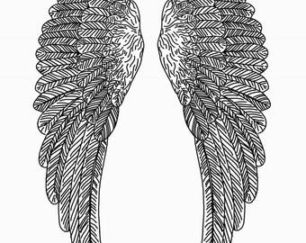 The Wings of Angels